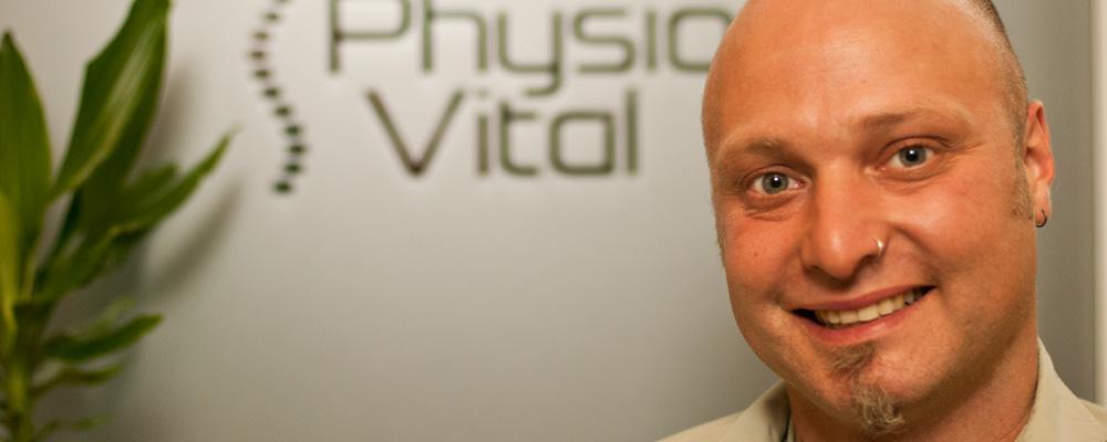 Physiotherapeut Stefan Errica Notzingen/Kirchheim